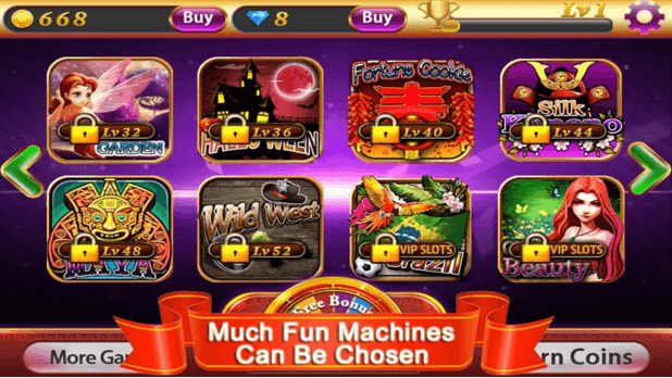 slot machine online  app